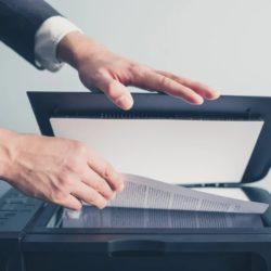 printer not copying fix