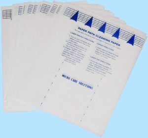 Printer Cleaning Sheets 101: Everything You Need To Know